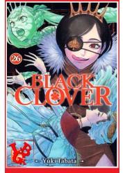 BLACK CLOVER 26 (Fev 2021) Vol. 26 - Shonen par KAZE Manga libigeek 9782820340641
