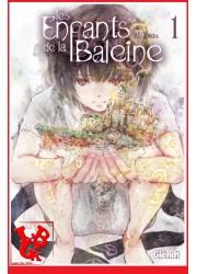 LES ENFANTS DE LA BALEINE 1 (Janv 2016) Vol. 01 / Shojo par Glenat Manga libigeek 9782344007358
