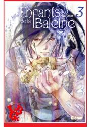 LES ENFANTS DE LA BALEINE 3 (Mai 2016) Vol. 03 / Shojo par Glenat Manga libigeek 9782344007372