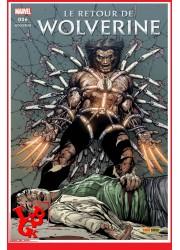 WOLVERINE 6 Mensuel (Aout 2019) Vol. 06 Le retour de ... par Panini Comics libigeek 9782809479621