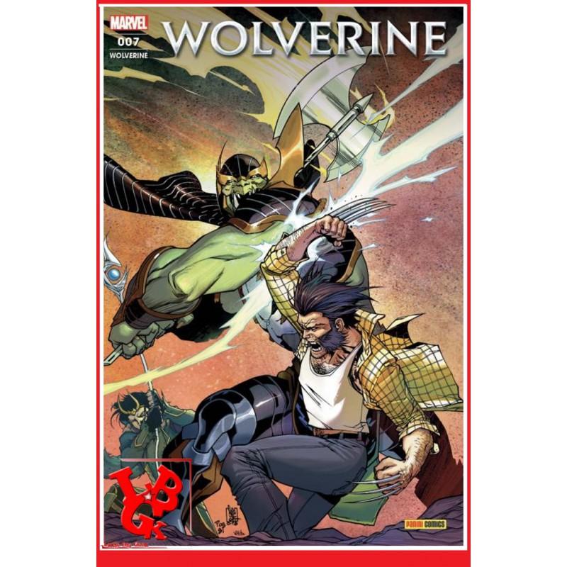 WOLVERINE 7 Mensuel (Oct 2019) Vol. 07 par Panini Comics libigeek 9782809481068