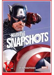 MARVELS SNAPSHOTS 100% 1 (Mars 2021) Diapositives par Panini Comics libigeek 9782809495270