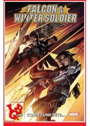 FALCON & WINTER SOLDIER 100% 1 (Mars 2021) Vol. 01 par Panini Comics libigeek 9782809495560