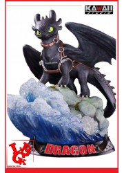 KROKMOU / How to train  your Dragon 188Ex - Statue resine par Kawai Studio libigeek 1700472000531