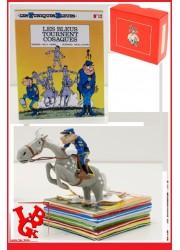 """LES TUNIQUES BLEUES : """"Les bleus tournent cosaques""""  par Pixi-plastoy libigeek 3521320063652"""