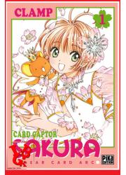 CARD CAPTOR SAKURA Clear Arc 1 (Nov 2017) Vol. 01 Shojo - Clamp par Pika libigeek 9782811637781