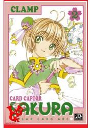 CARD CAPTOR SAKURA Clear Arc 2 (Mars 2018) Vol. 02 Shojo - Clamp par Pika libigeek 9782811639099