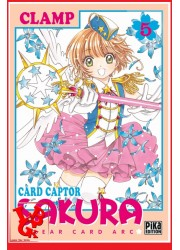 CARD CAPTOR SAKURA Clear Arc 5 (Mai 2019) Vol. 05 Shojo - Clamp par Pika libigeek 9782811648350