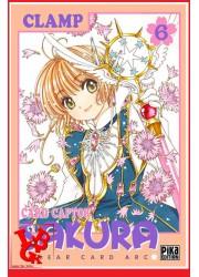 CARD CAPTOR SAKURA Clear Arc 6 (Oct 2019) Vol. 06 Shojo - Clamp par Pika libigeek 9782811652067