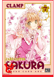 CARD CAPTOR SAKURA Clear Arc 7 (Mai 2020) Vol. 07 Shojo - Clamp par Pika libigeek 9782811653521