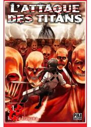 L'ATTAQUE DES TITANS 31 (Aout 2020) Vol. 31 - Seinen par Pika libigeek 9782811655990