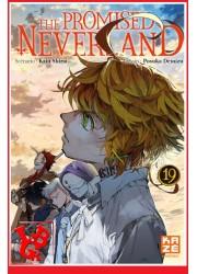 The Promised Neverland 19 (Mars 2021) Vol.19 - Shonen par KAZE Manga libigeek 9782820340764