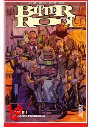 BITTER ROOT 1 (Janv 2020) Affaire familiale par Hi Comics libigeek 9782378871604