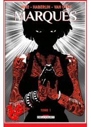 MARQUES 1 (Oct 2020) Vol. 01 par Delcourt Comics libigeek 9782413037828