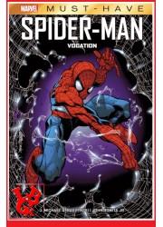 SPIDER-MAN Marvel  Must Have (Mars 2021) Vocation Reed. par Panini Comics libigeek 9782809495331
