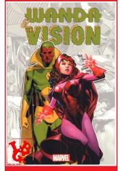 WANDA & LA VISION Marvel-Verse (Janv 2021) par Panini Comics libigeek 9782809492811