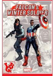 FALCON & WINTER SOLDIER Marvel-Verse (Mars 2021) par Panini Comics libigeek 9782809493122