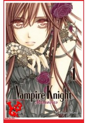 VAMPIRE KNIGHT : MEMORIES  1 (Juin 2017) Vol. 01 - Shojo par Panini Manga libigeek 9782809464429