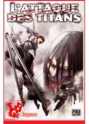 L'ATTAQUE DES TITANS 33 (Avr 2021) Vol. 33 - Seinen par Pika libigeek 9782811661731