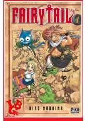 FAIRY TAIL 1 (Sept 2008) Vol. 01 - Shonen par Pika libigeek 9782845999145