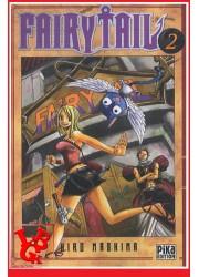FAIRY TAIL 2 (Sept 2008) Vol. 02 - Shonen par Pika libigeek 9782845999459