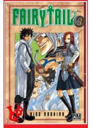 FAIRY TAIL 3 (Nov 2008) Vol. 03. - Shonen par Pika libigeek 9782845999459