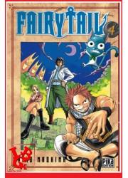 FAIRY TAIL 4 (Janv 2009) Vol. 04. - Shonen par Pika libigeek 9782845999879