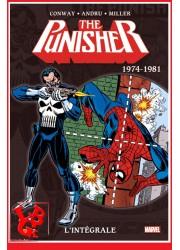 PUNISHER Intégrale 1 (Avr 2021) Vol. 01 - 1974 / 1981 par Panini Comics libigeek 9782809495225
