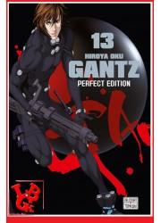 GANTZ Perfect Ed.13 (Juil 2018) Vol. 13 par Delcourt Tonkam libigeek 9782413003885