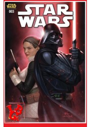 STAR WARS 3 - Mensuel (Avr 2021) Vol. 03 par Panini Comics libigeek 9782809495836
