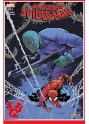 AMAZING SPIDER-MAN 1 - Mensuel (Avr 2021) Vol. 01 par Panini Comics - Softcover libigeek 9782809495492