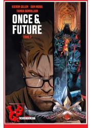 ONCE & FUTURE Vol 02 (Mars 2021) Boom! Studios - Delcourt Comics libigeek 9782413036616