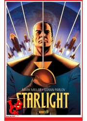 STARLIGHT (Sept 2016) Vol. 02 -  Millarworld par Panini Comics libigeek 9782809456707