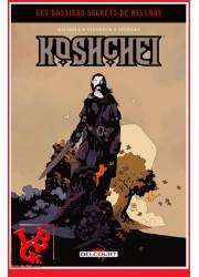 Les Dossiers Secrets de HELLBOY : KOSHCHEI :  (Avr 2021) Vol. 01 par Delcourt Comics libigeek 9782413039501