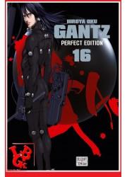 GANTZ Perfect Ed.16 (Oct 2018) Vol. 16 par Delcourt Tonkam libigeek 9782413003915