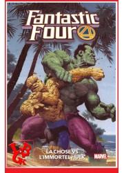 FANTASTIC FOUR 100% / 4 (Oct 2020) La Chose Vs Hulk par Panini Comics libigeek 9782809489835