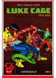 LUKE CAGE Intégrale 2 (Nov 2019) Vol. 02 - 1974 / 1975 par Panini Comics libigeek 9782809479232