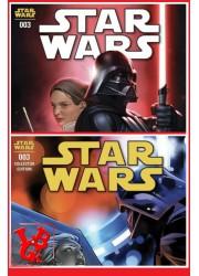 STAR WARS 3 - Lot de 2 Mensuels (Avr 2021) Vol. 03 par Panini Comics libigeek 9782809495836