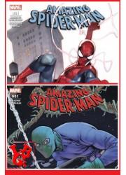 AMAZING SPIDER-MAN 1 - Lot de 2 Mensuels (Avr 2021) + VARIANT COVER Vol. 01 par Panini Comics - Softcover libigeek 9782809497595