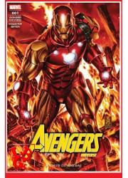 AVENGERS UNIVERSE 1 - Mensuel (Avr 2021) VARIANT COVER Vol. 01 par Panini Comics - Softcover libigeek 9782809497588