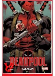 DEADPOOL 100% (Avr 2021) - Assassin par Panini Comics libigeek 9782809495614