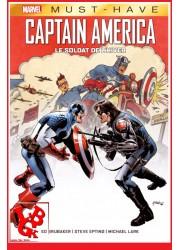 CAPTAIN AMERICA / LE SOLDAT D'HIVER - Must Have Marvel par Panini Comics libigeek 9782809495645
