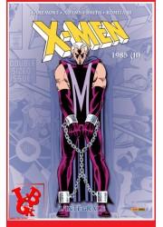 X-MEN Intégrale 17 (Avr 2021) Vol. 17 - 1985 Part II par Panini Comics libigeek 9782809494952