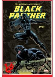 BLACK PANTHER Intégrale 4 (Avr 2021) Vol. 4 - 1989 par Panini Comics libigeek 9782809493825