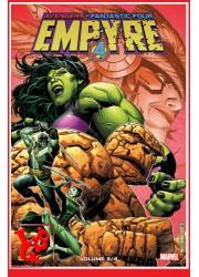 EMPYRE 3/4 (Mai 2021) Mensuel Ed. Souple Vol. 03 par Panini Comics libigeek 9782809496949
