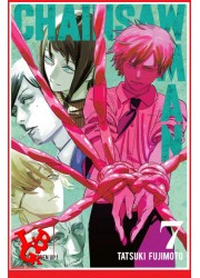 CHAINSAW MAN 7 (Mars 2021) Vol.07 - Shonen par KAZE Manga libigeek 9782820340672
