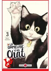 LA GAMEUSE ET SON CHAT 3 (Mai 2021) Vol. 3 - seinen par Doki-Doki libigeek 9782818980064