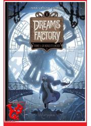 DREAMS FACTORY 1 (Aout 2018) Vol. 01 par SOLEIL libigeek 9782302091702