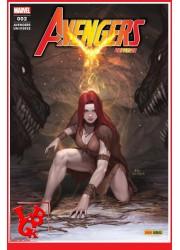 AVENGERS UNIVERSE 2 - Mensuel (Mai 2021) Vol. 02 par Panini Comics - Softcover libigeek 9782809495720