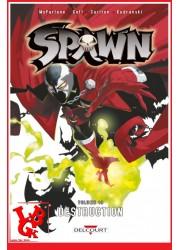 SPAWN 19 La saga infernale (Mai 2021) Vol. 19 / Destruction par Delcourt Comics libigeek 9782413028192